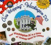 Board Game: Coin Hopping: Washington DC