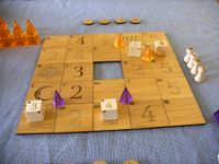 Board Game: Martian Miners