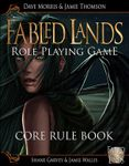 RPG Item: Fabled Lands Core Rule Book