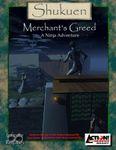 RPG Item: Shukuen: Merchant's Greed