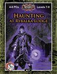RPG Item: A17: Haunting at Rybalka Lodge (5E)