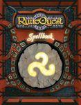 RPG Item: RuneQuest Spellbook