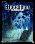 RPG Item: Bloodlines (d20 Version)