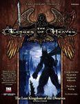 RPG Item: The Lost Kingdom of the Dwarves (D20 3.5)