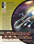 RPG Item: Rocketships of Pulp Destruction