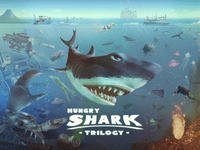 Video Game Compilation: Hungry Shark Trilogy HD