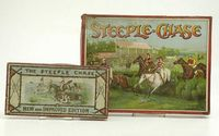 Board Game: Steeple chase