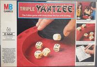 Board Game: Triple Yahtzee