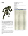 RPG Item: Classes of Fantasy: Goblin