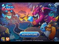 Video Game: Gem Keeper