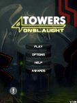 Video Game: 4Towers Onslaught: Combo TD