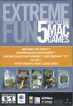 Video Game Compilation: Extreme Fun 5 Top Selling Mac Games