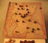 My Hammer of the Scots map & blocks