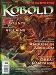 Issue: Kobold Quarterly (Issue 17 - Spring 2011)