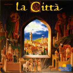 La Città Cover Artwork