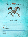 RPG Item: Mephits