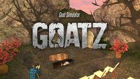 Video Game: Goat Simulator - GoatZ
