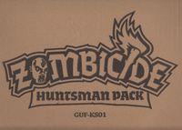 Board Game: Zombicide: Black Plague – Huntsman Pack