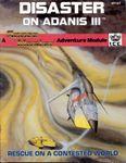 RPG Item: Disaster on Adanis III