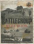 Board Game: Battlegroup: Rule Book