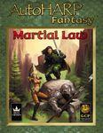 RPG Item: AutoHARP Fantasy: Martial Law