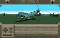 Character: Focke-Wulf Fw 190