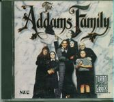 Video Game: The Addams Family (TG16)
