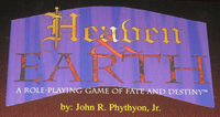 RPG: Heaven & Earth (1st Edition)