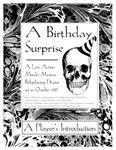 RPG Item: A Birthday Surprise