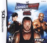 Video Game: WWE SmackDown vs. Raw 2008
