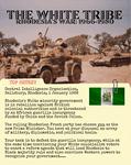 Board Game: The White Tribe: Rhodesia's War 1966-1980