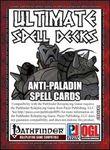 RPG Item: Ultimate Spell Decks: Anti-Paladin Spell Cards