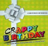 Board Game: Crappy Birthday