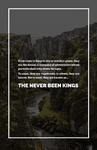 RPG Item: The Never Been Kings