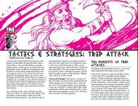 RPG Item: Trip Attack