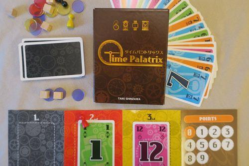 Board Game: Time Palatrix