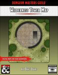 RPG Item: Wilderness Tower Map