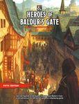 RPG Item: Heroes of Baldur's Gate