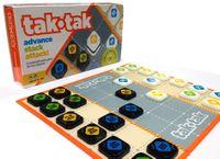 Board Game: tak•tak