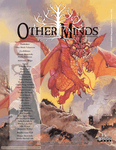 Issue: Other Minds (Issue 23 - Oct 2020)