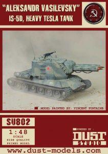 IS-5 Heavy Tank Fantasy Flight Publishing DT056 Fantasy Flight Games Dust Tactics