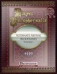 RPG Item: Player Paraphernalia #119: Alternate Abyssal Bloodlines, Volume I