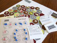 Board Game: Hidden Empires II