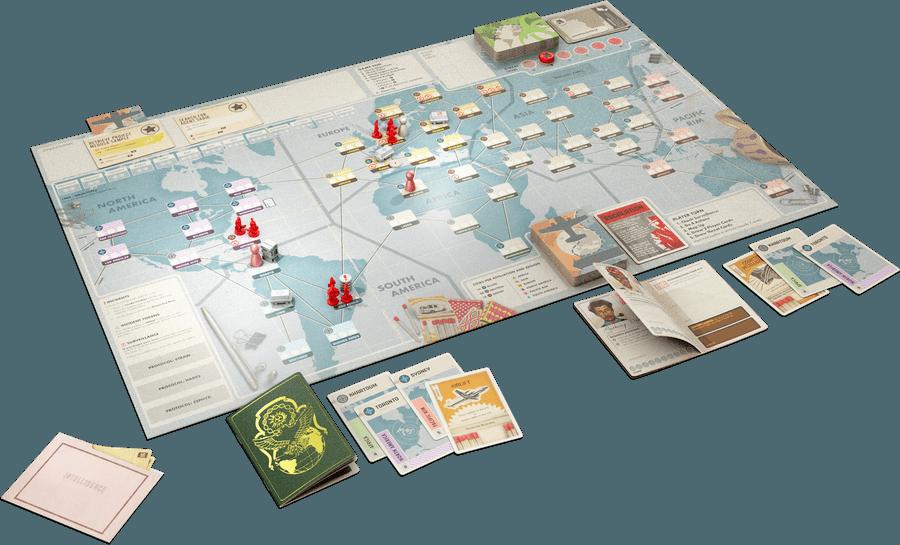 Pandemic Legacy: Temporada cero