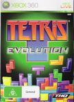 Video Game: Tetris Evolution