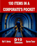 RPG Item: 100 Items in a Corporate's Pocket