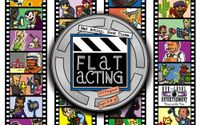 Board Game: Flat Acting