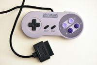 Video Game Hardware: SNES Controller