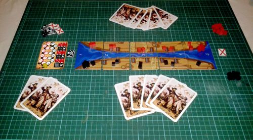 Board Game: ¡Abordaje!