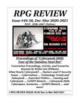 Issue: RPG Review (Issues 49 & 50 - March 2021)